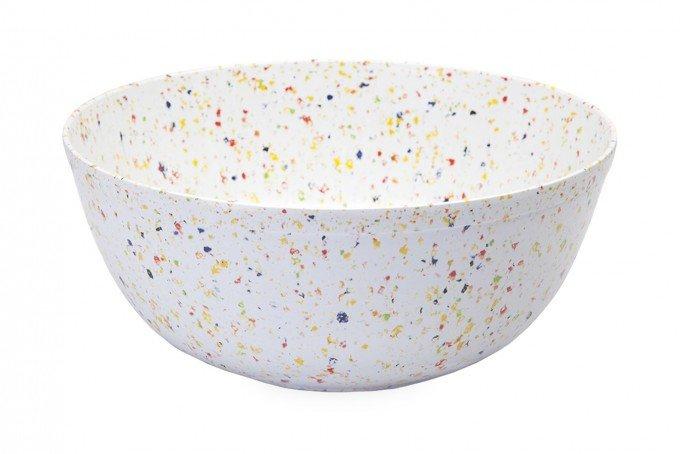 bowl - happy line