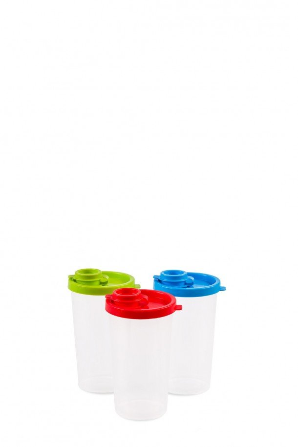 small translucent cup with lid and mouthpiece