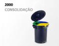 2000 | CONSOLIDAÇÃO