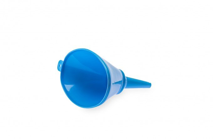 oval funnel
