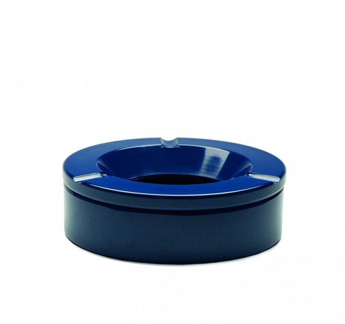 round melamine ashtray with lid